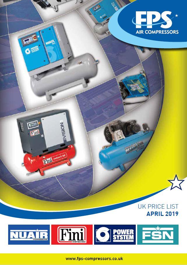 UK Price List April 2019 (Click to download) pdf - FPS AIR